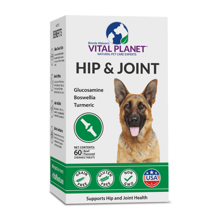 Hip & Joint Tabs 60 Count