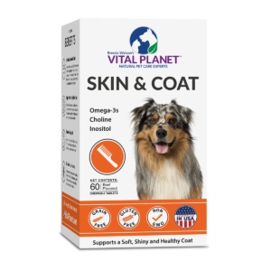 Skin & Coat Tabs