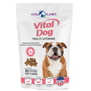 15002 Vital Dog Dog Soft Chews