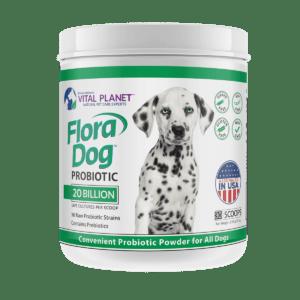 Flora Dog Powder