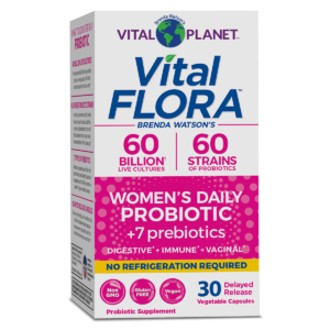 Vital Flora Womens 30ct