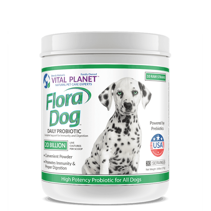 FLORA DOG Powder