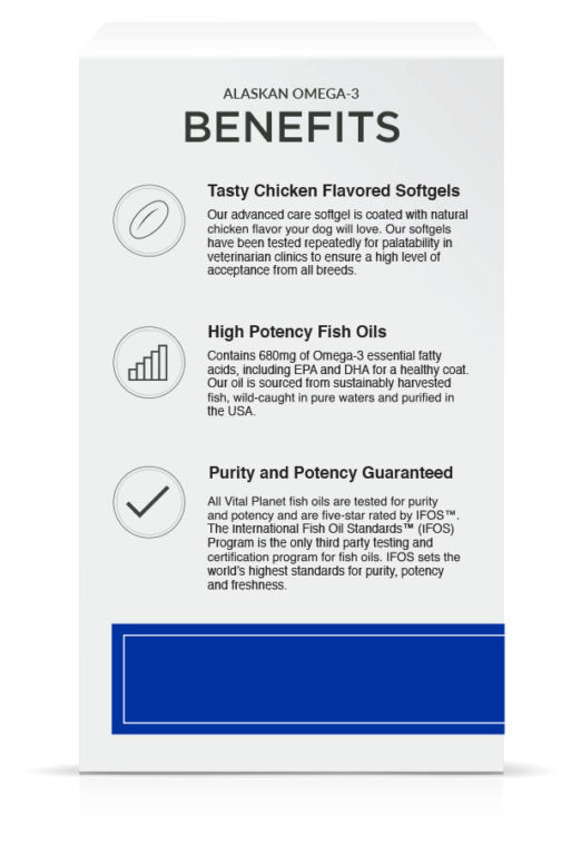 Alaskan Omega-3 Benefits