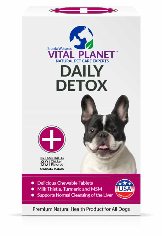 Daily Detox Chewable Tablets