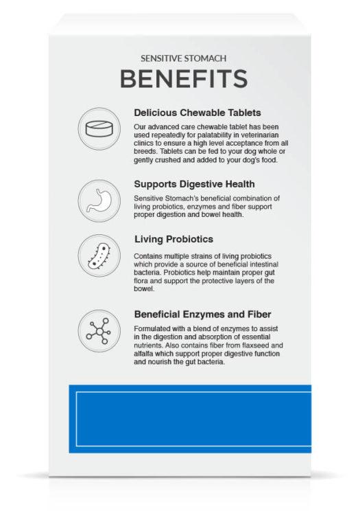Sensitive Stomach Benefits