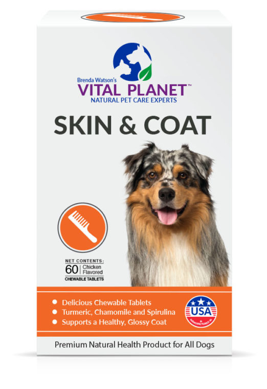 Skin & Coat Chewable Tablets