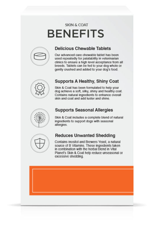 Skin & Coat Benefits