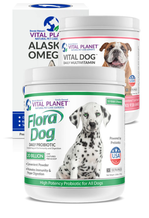 Canine Daily Health Bundle