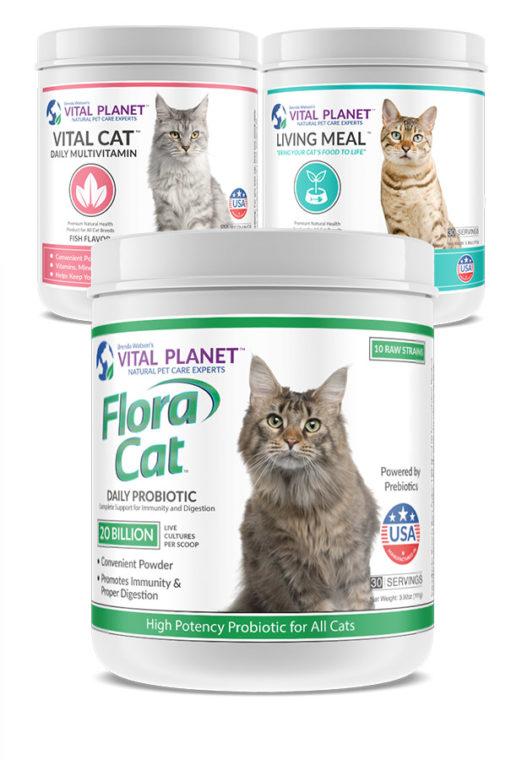 Feline Daily Health Bundle