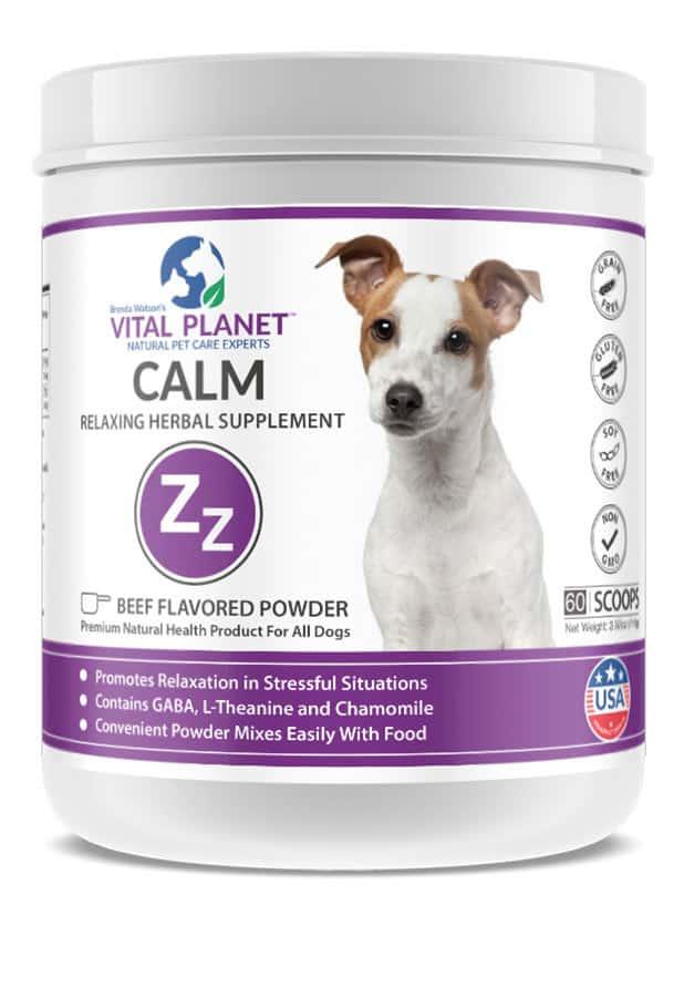 Calm Powder