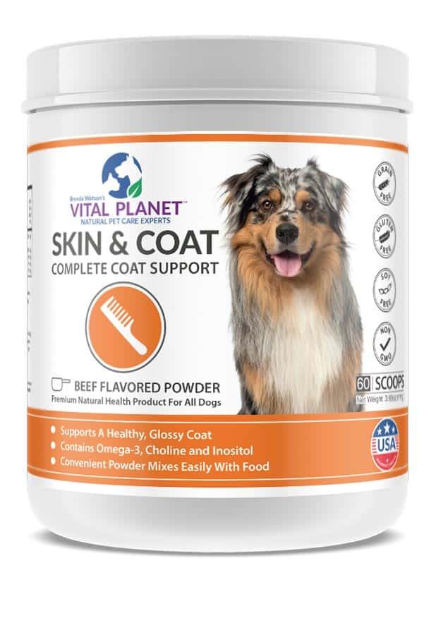 Skin and Coat Powder