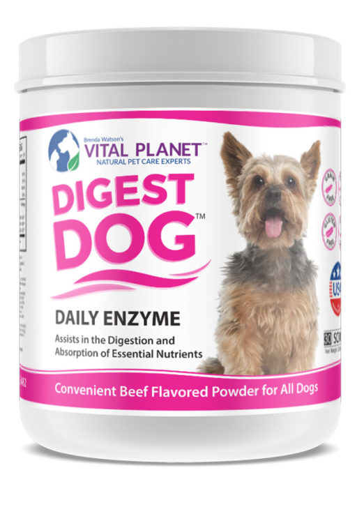Digest Dog Daily Enzyme
