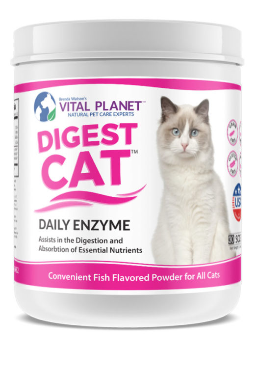Digest Cat Daily Enzyme