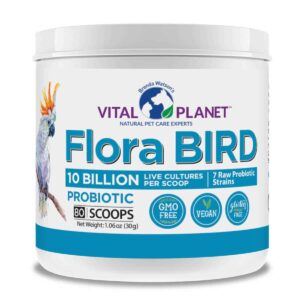 Flora Bird Probiotic Powder