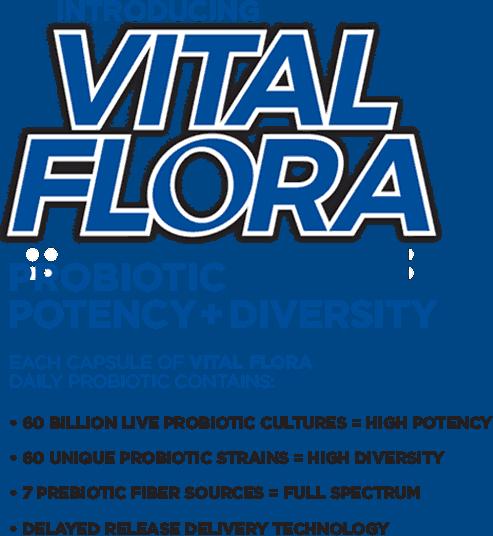Introducing Vital Flora