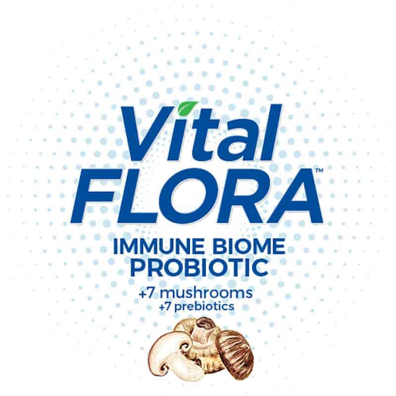 Vital Flora Immune Biome Probiotic