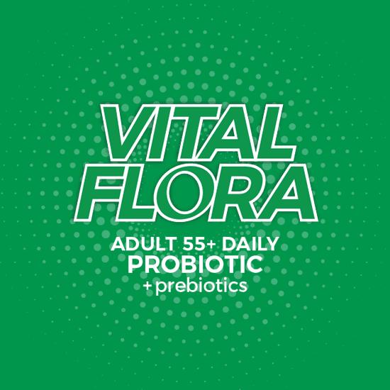 Vital Flora Adult 55