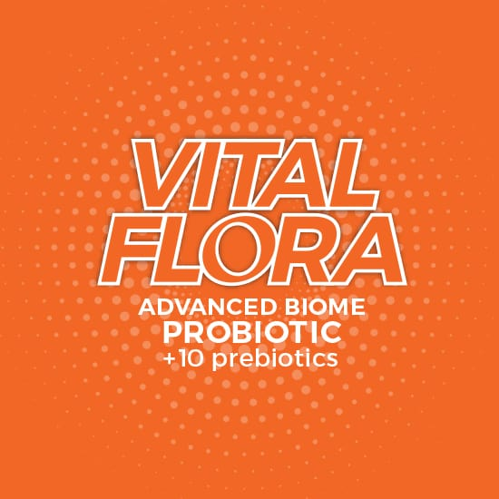 Vital Flora Advanced Biome Probiotic