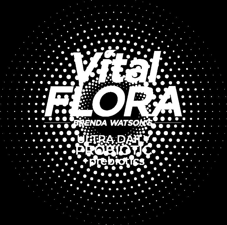 Vital Flora Ultra Daily Logo