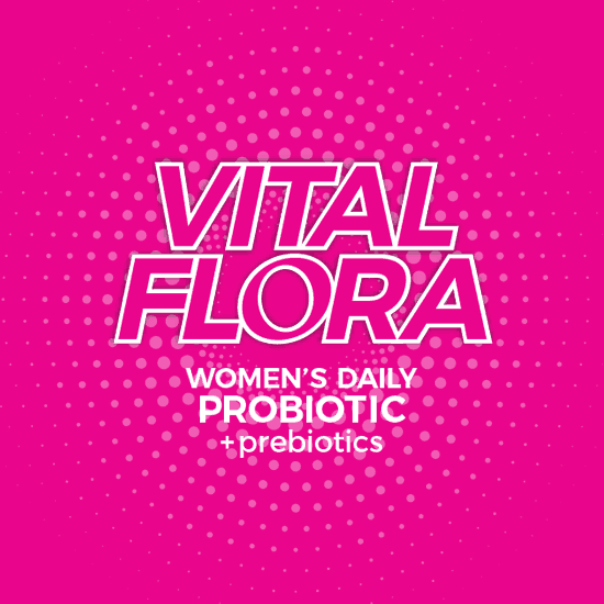 Vital Flora Womens