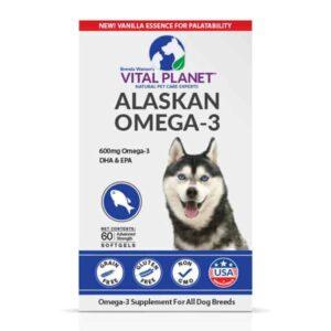 Alaskan Omega-3 Softgels