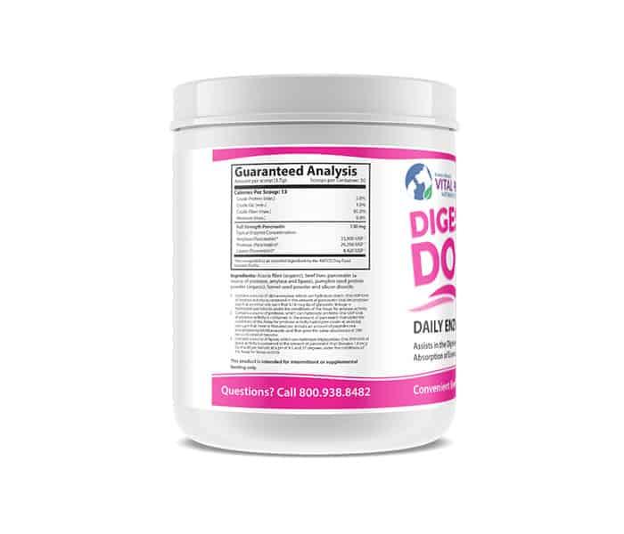 Digest Dog Powder ls