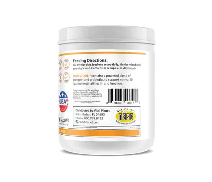 Firm Stool Powder