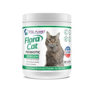 Flora Cat 20 Billion Probiotic