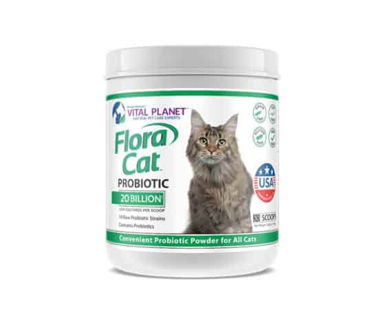 Flora Cat 20 Billion Probiotic