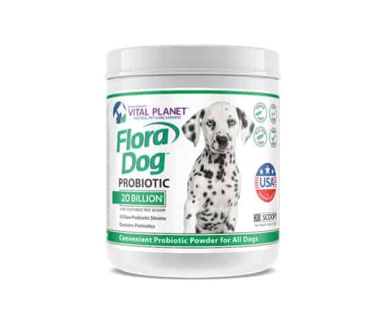 Flora Dog 20 Billion Probiotic Powder