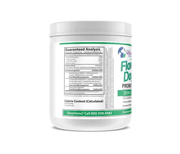 Flora Dog 20 Billion Probiotic Powder ls