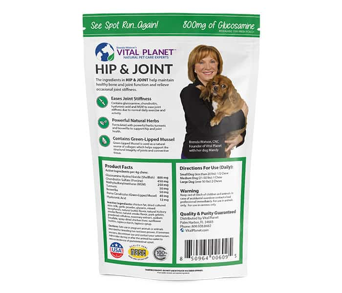 Hip and Joint Soft Chews b