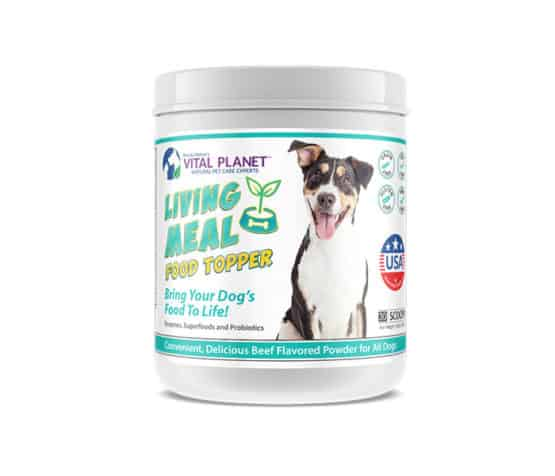 Living Meal Food Topper for Dogs