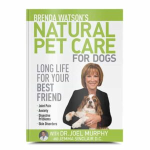 Natural Pet Care For Dogs by Brenda Watson