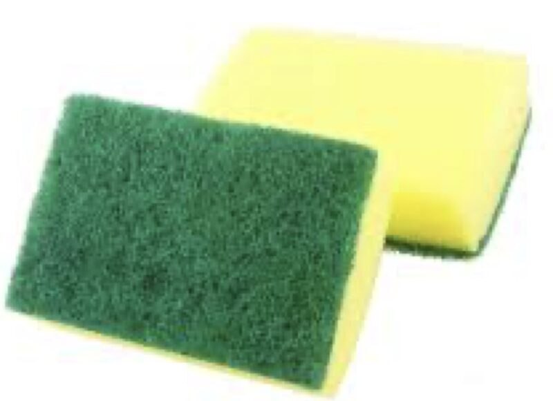 sponge - fiber example