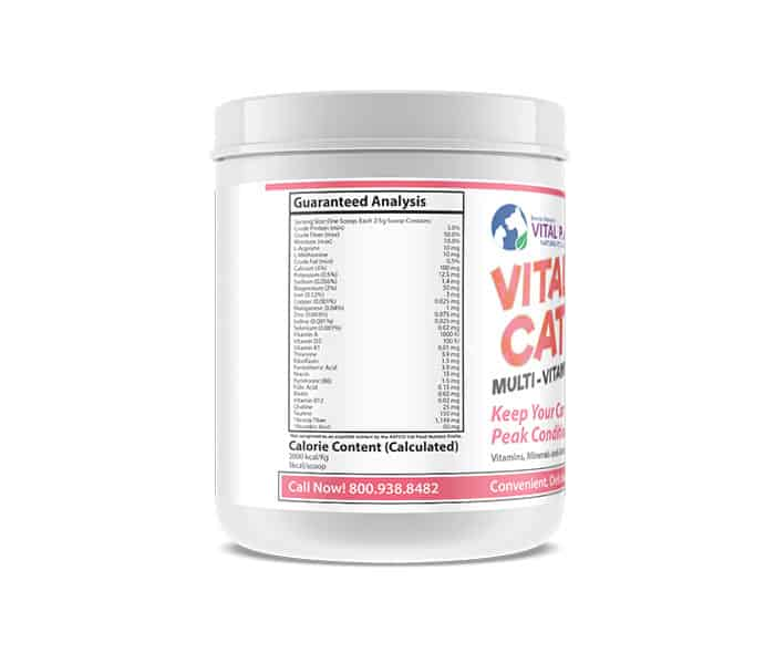 Vital Cat Multi-Vitamin ls