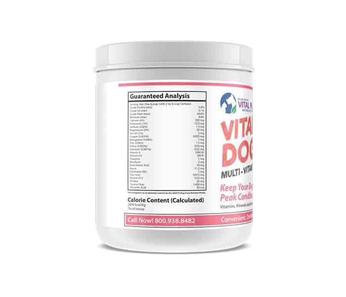 Vital Dog Multi-Vitamin Powder ls
