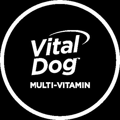 Vital Dog Multi-vitamin logo